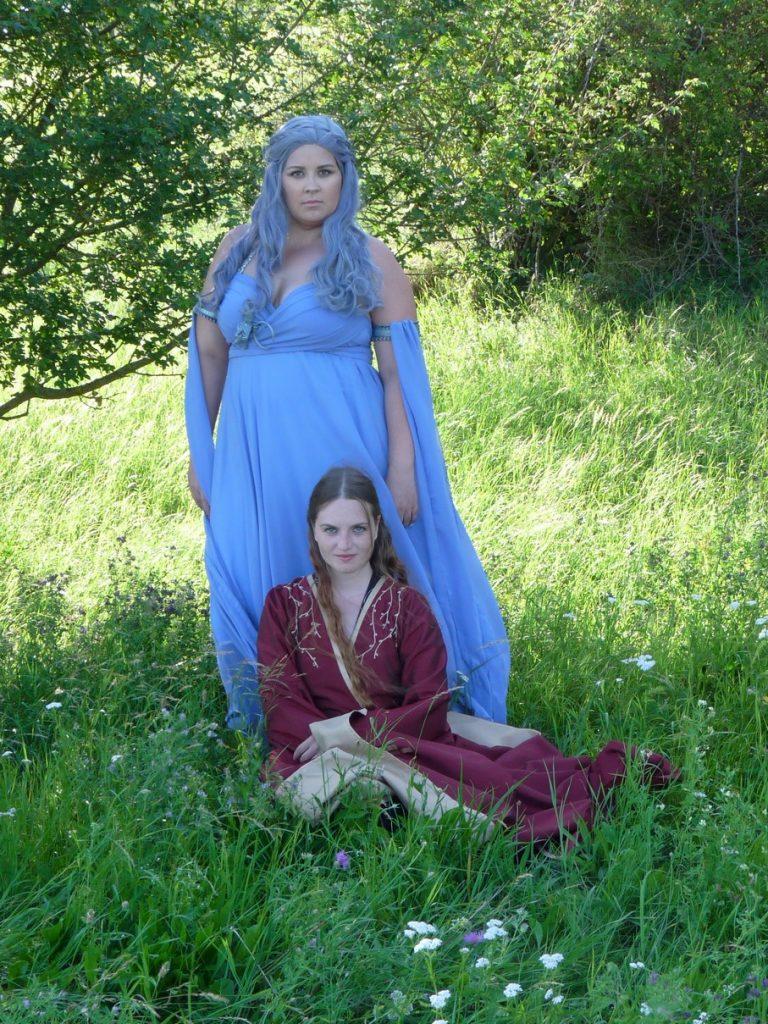 Cersei mit Daenerys