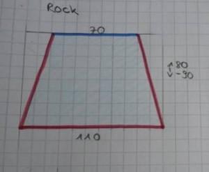 Schnittmuster Rock