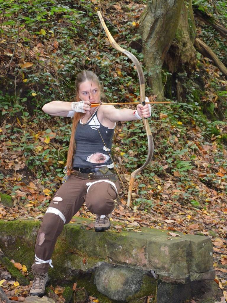 Tomb Raider Bogen gimp 700