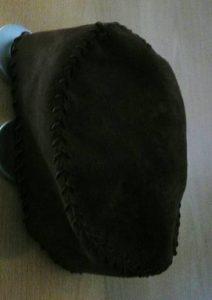 Mittelalter Mütze oval Fertig 1