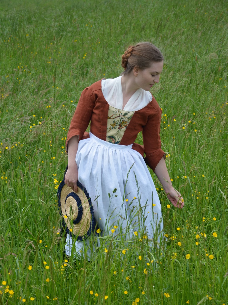 Claire Fraser – Outlander – Fjalladis