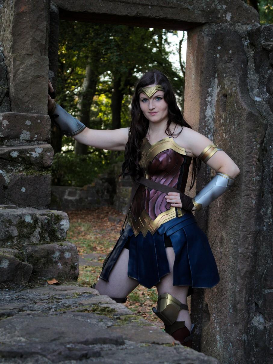 Wonder Woman Rüstung Fjalladis